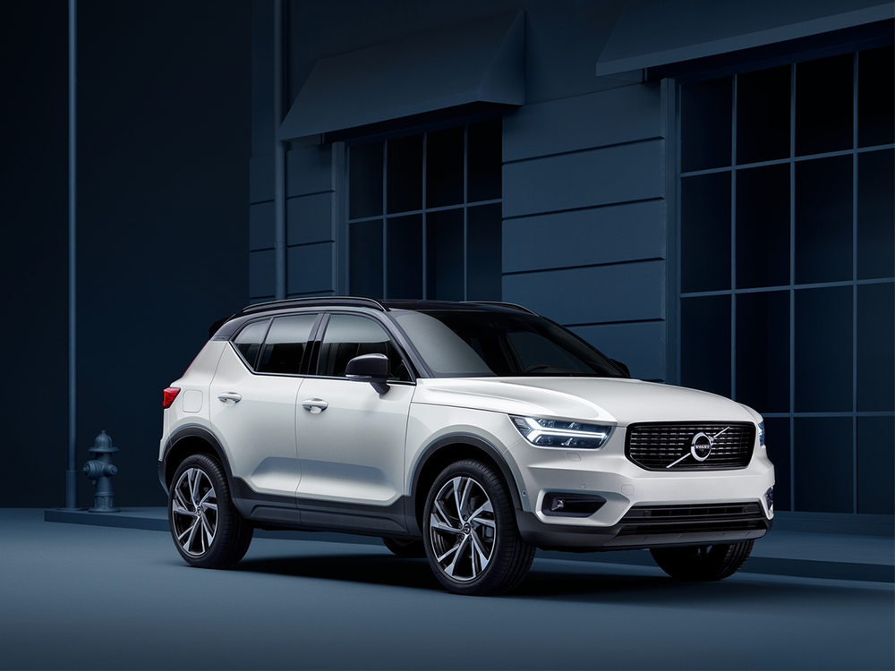 XC40    USA, EURO, UK, CANADA, MIDDLE EAST, AFRICA