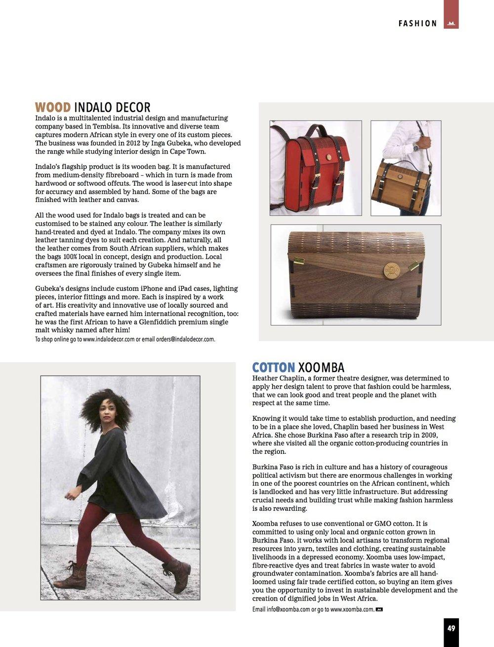 Afropolitan magazine