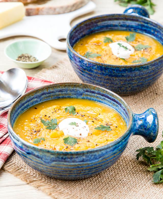 veggie soup - fussfreeflavours.com