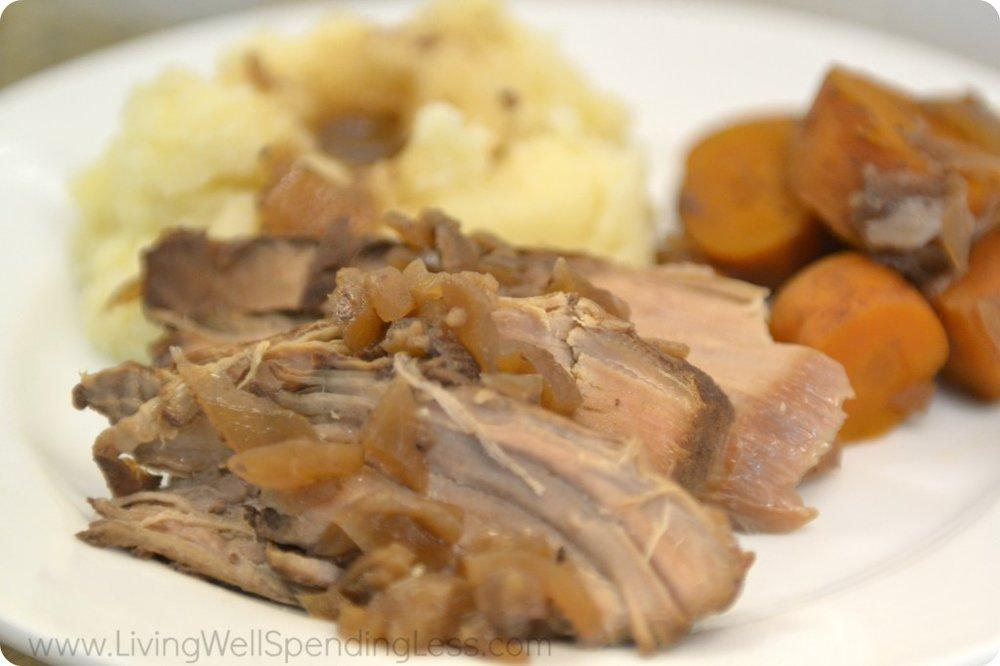pork tenderloin - livingwellspendingless.com