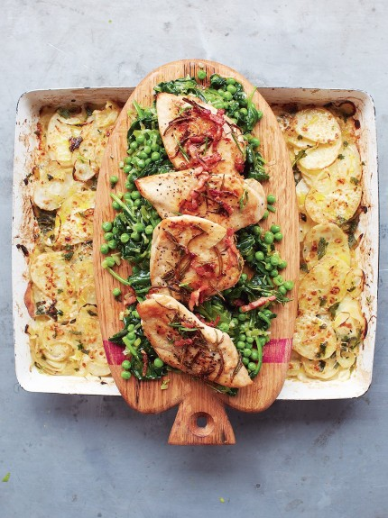 golden chicken - jamieoliver.com