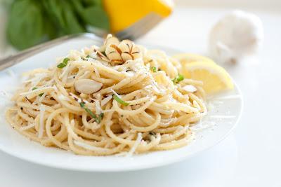 browned butter lemon pasta - cookingclassy.com