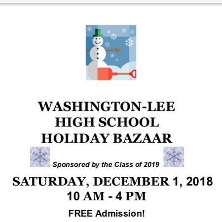 This Saturday we will be at the Washington-Lee High School Holiday Bazaar! Come see us between 10-4pm! We'll be bringing many different options for gifts and stocking stuffers! Have a particular scent you'd like to see? Let us know below! 👇🏼 . . . . . #candles #soycandles #etsy #handpoured #womanowned #isocandles #iso #smallbusiness #arlingtonva #shoplocal #dc #dmv