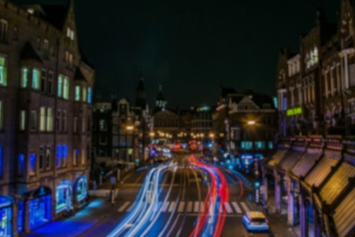 City rhythm Research - We worked together with TU Delft and Wageningen University on the 'City Rhythm' project.