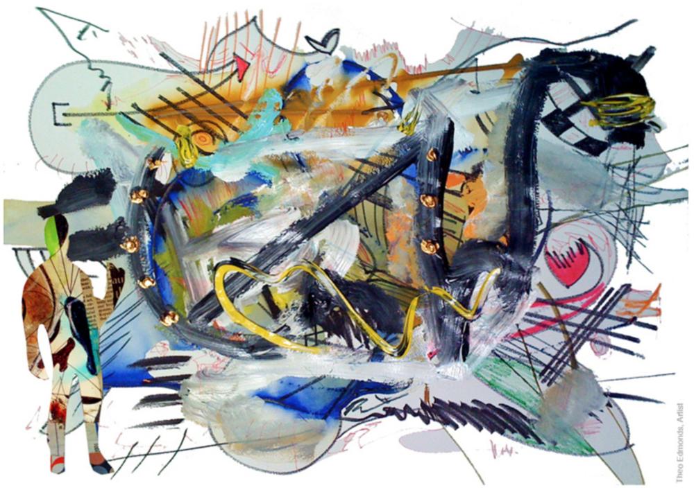 Theo Edmonds, Artist