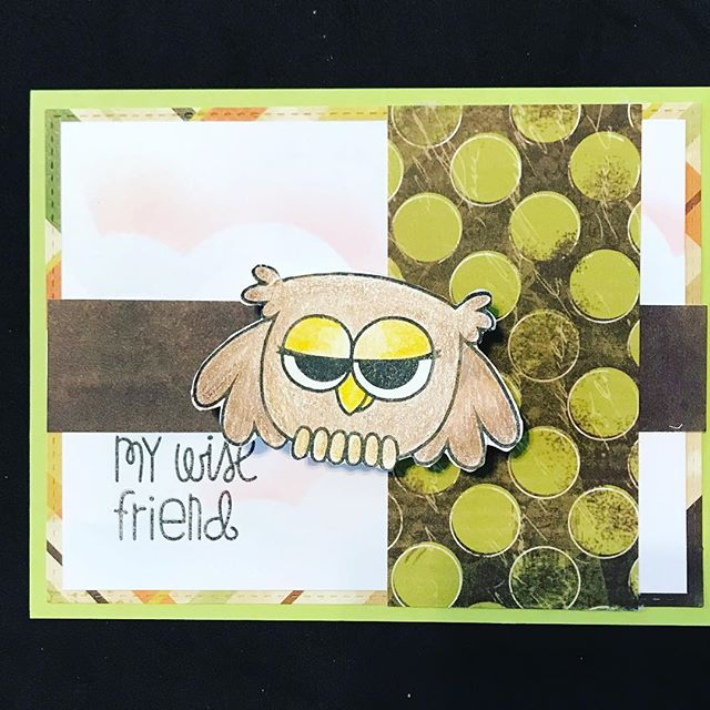 This card is my fav of the week so far lol.  It's an #actionwobbler card.  I am going to add this to #papersmooches card challenge.  I am loving these challenges.  #eviedoesit #greetingcards #papercrafts #handmadegreetingcards #blogchallenge #cardchallenge