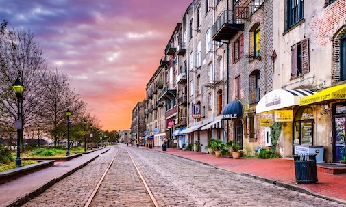 Savannah, Georgia