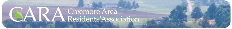 Creemore Area Residents' Association
