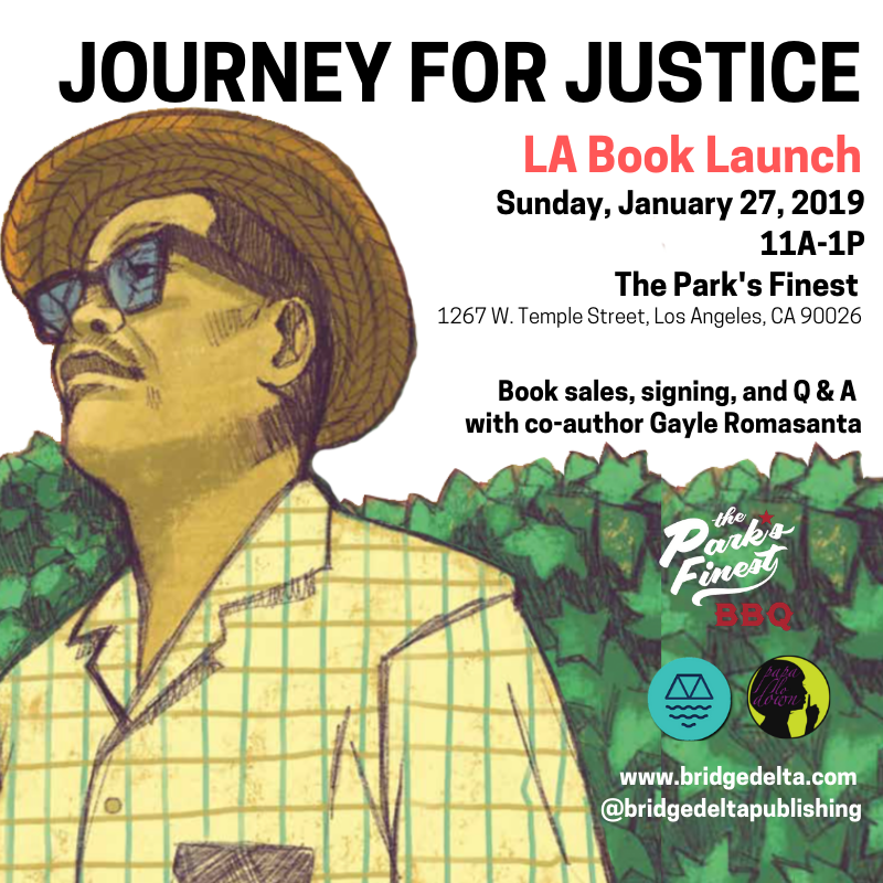 Los Angeles: Book talk and signing @ The Park's Finest