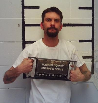 39 year old Anthony E. Crews, West Salem
