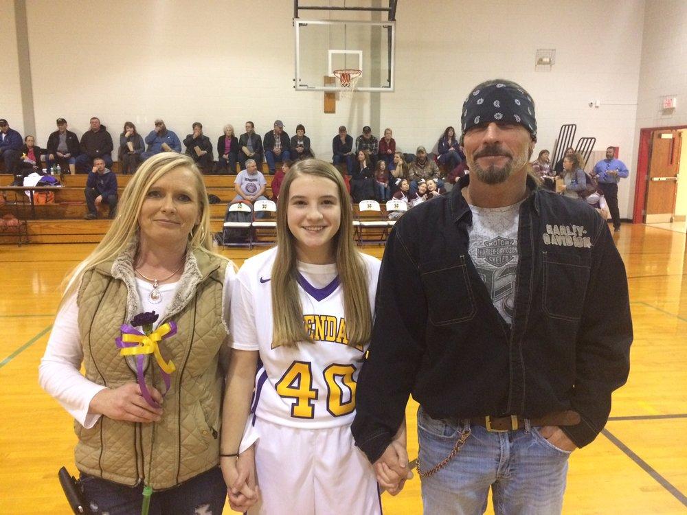 Patricia Baxley, Taylor Woods, Jon Woods
