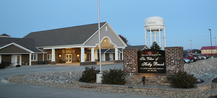 Photo of facility in Chatham, IL.