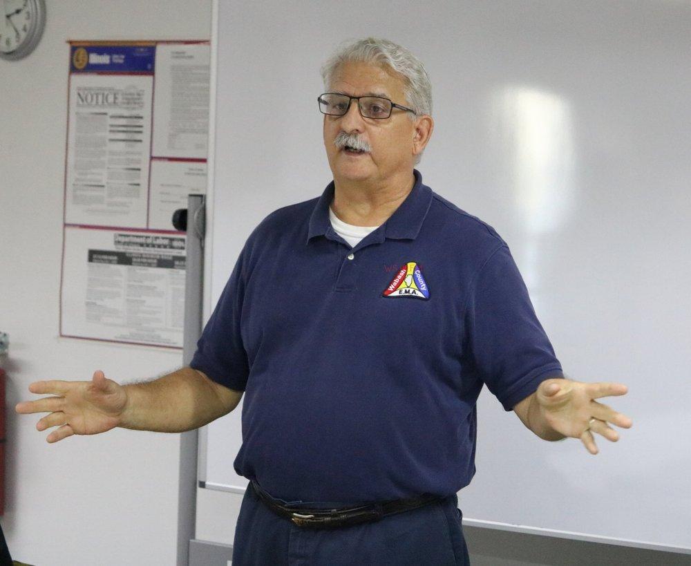WEMA Director Gerald Brooks