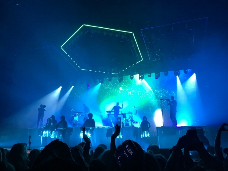 Odesza - A Moment Apart Tour -The Masonic Temple 2017 - Detroit, MI