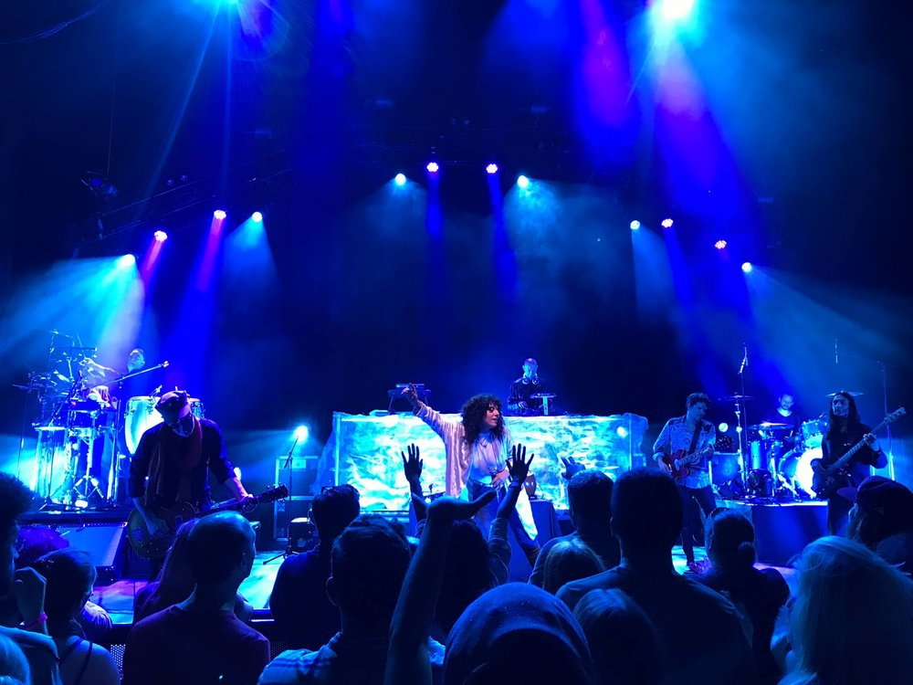 Thievery Corporation - The Fillmore 2017 - Detroit, M I