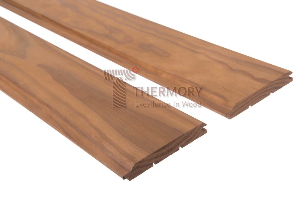 C1 20x138mm - The C1 profile is a s classic Cladding board which does not require any additional fitting systems.