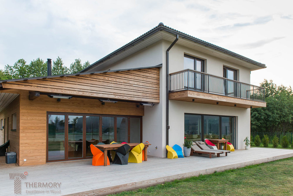 Thermory Clear Pine_Cladding, private house(2).jpg