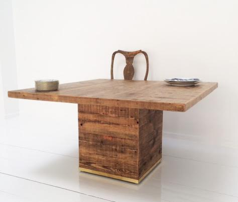 Mesa Wood - Se hace a medida