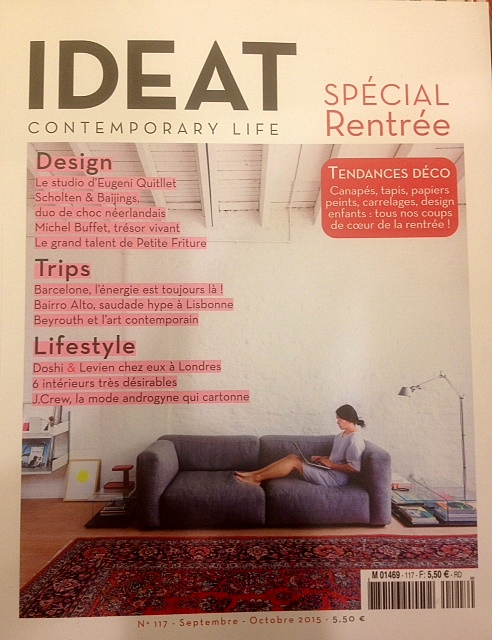 REVISTA IDEAT FRANCIA