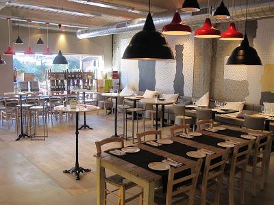 Restaurante Taparazzi, Barcelona