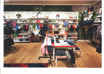 Tiendas Tommy Hilfiger Kids, London