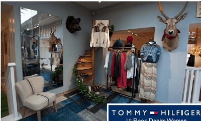 Tommy Hilfiger, London