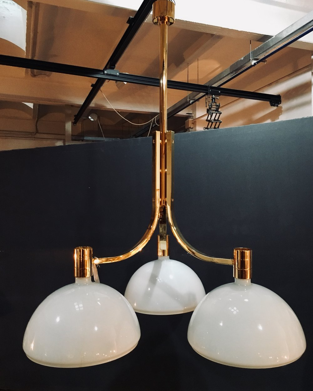 Lámpara de Franco Albini para Sirrah