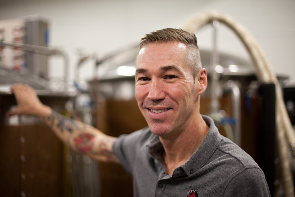 Kevin Eichelberger, Red Eye Brewing Company
