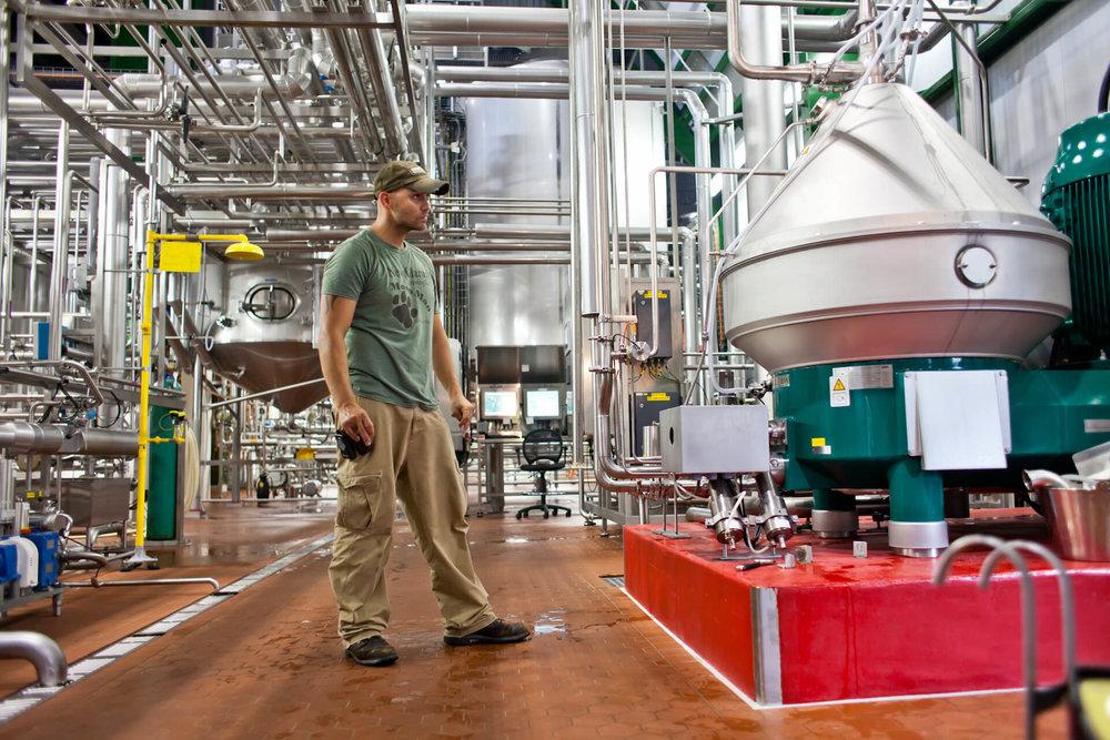 Adrian Strothman, New Glarus Brewing Company