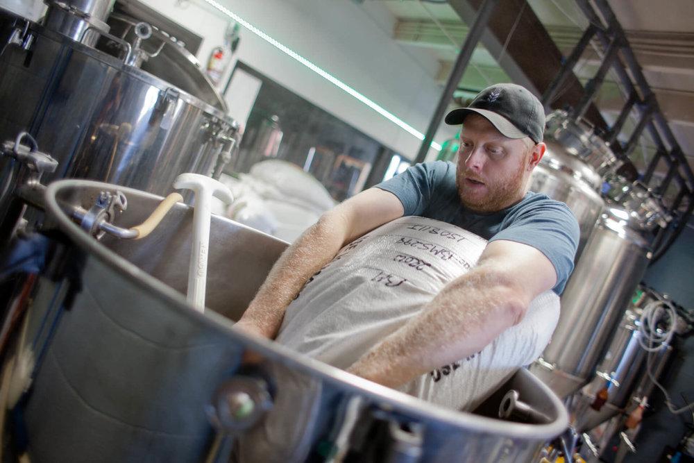 Bryan Kreiter, Next Door Brewing Company (Madison)