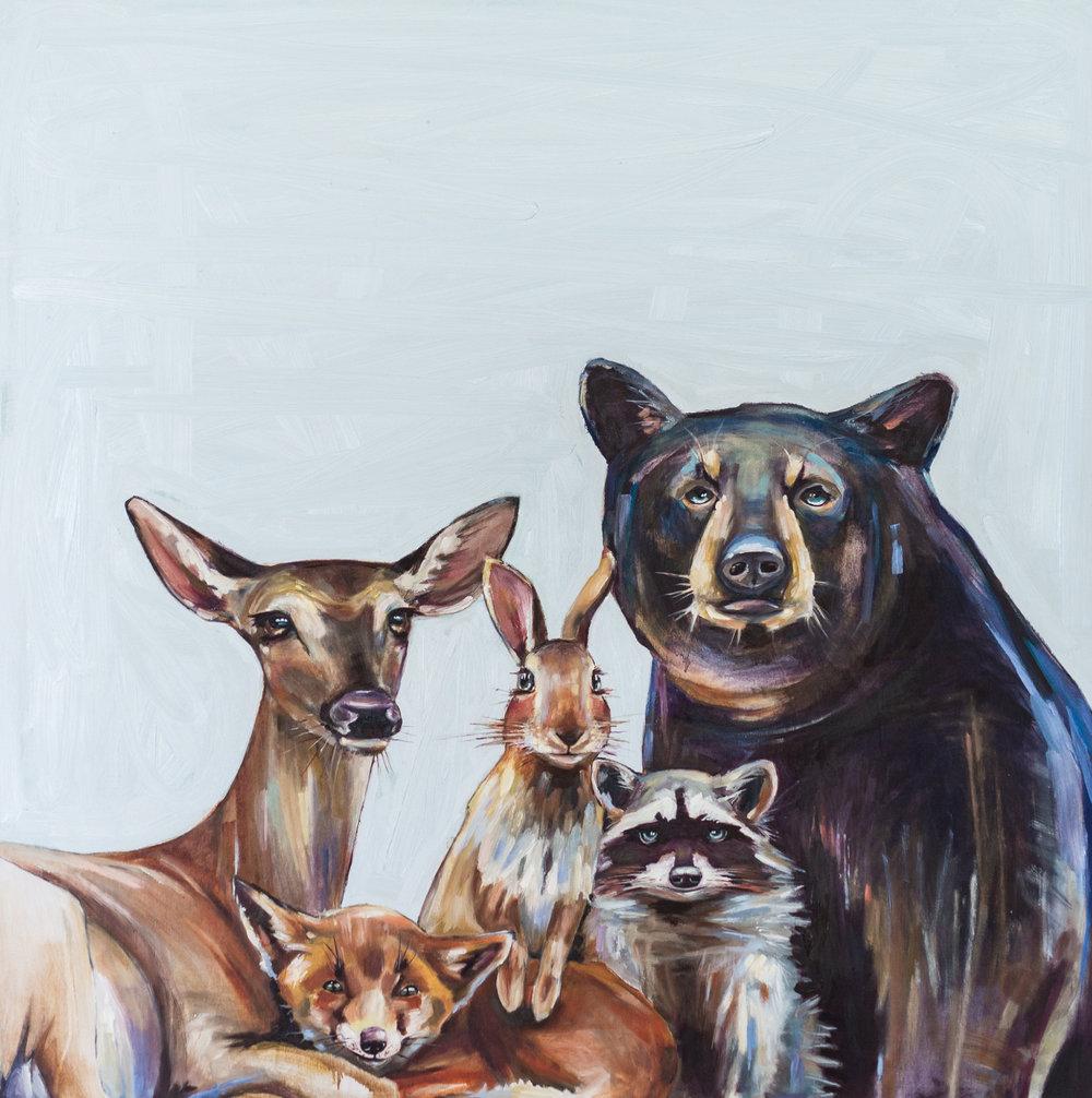 Tayler Family Portrait