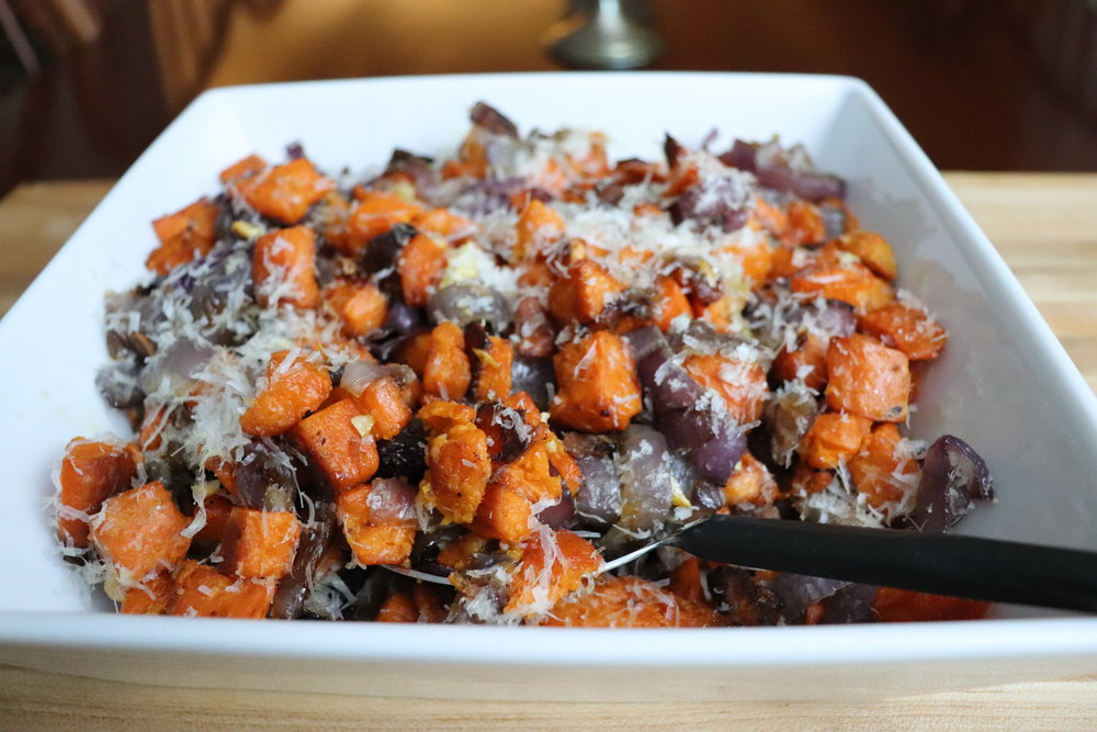 Sweet Potato Side