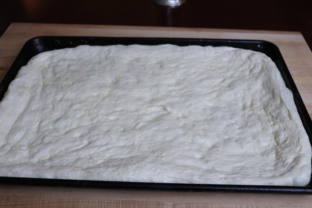 Pizza, Pan - Dough