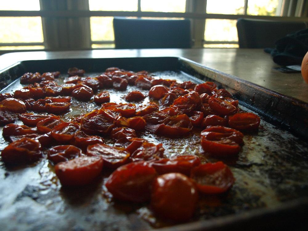 Tomatoes, Roasted