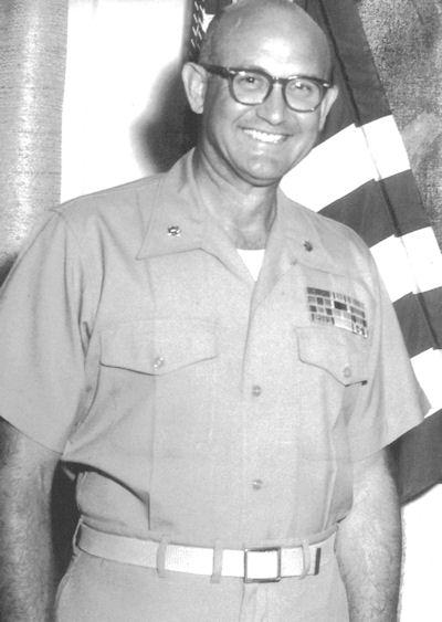 LtCol Lawrence T. Drennan, Jr., USMC - 1991 Inductee