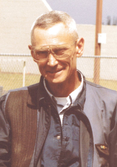 CPO Don (Mac) McKown, USN - 1994 Inductee