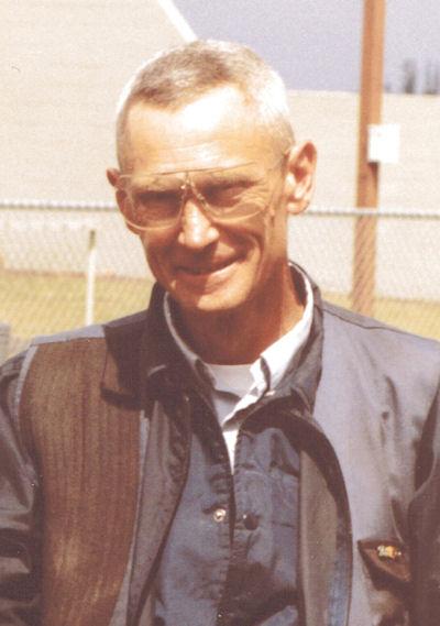 CPO Don (Mac) McKown, USN** - 1994 Inductee
