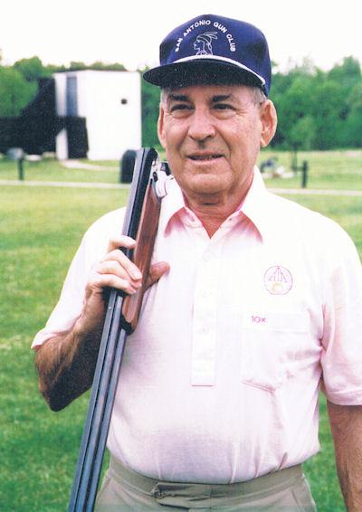 Msgt Carl Poston, Sr., USAF** - 1995 Inductee