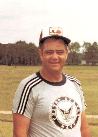 SCPO Al King, USN - 1997 Inductee