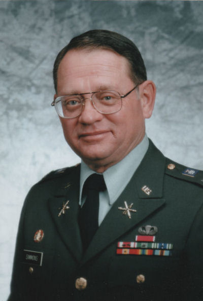 COL Clyde Simmons, USA - 1998 Inductee