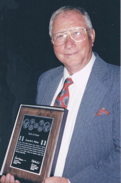Capt Kenneth L. Wilson, USMC - 2000 Inductee