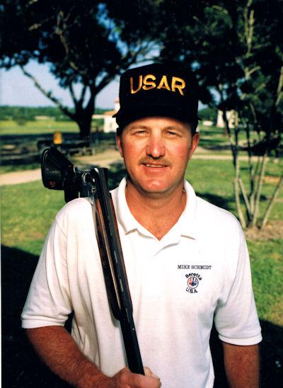 Sgt Mike Schmidt, Jr., USAR - 2000 Inductee