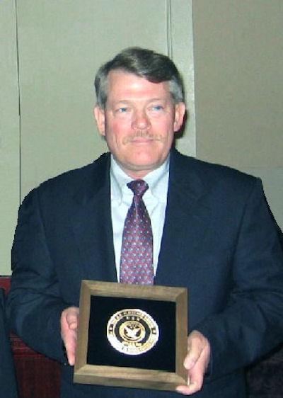 CW4 J.R. Hunt, USA - 2004 Inductee