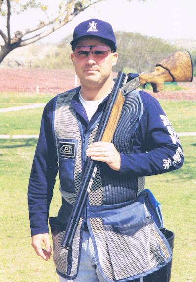 MSgt John Barnes, USAF - 2005 Inductee