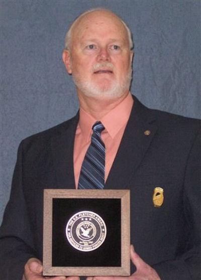 MSgt Joseph Pierce, USAF - 2005 Inductee