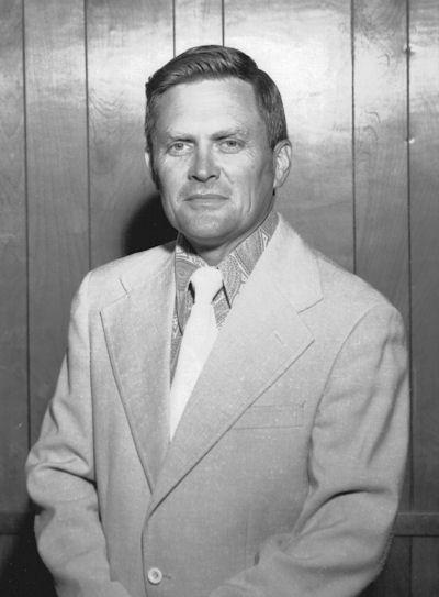 CDR M.L.(Cotton) Talbott, USN - 1992 Inductee