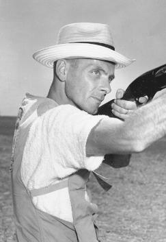 Maj E.K. Griswald, USMC** - 1990 Inductee