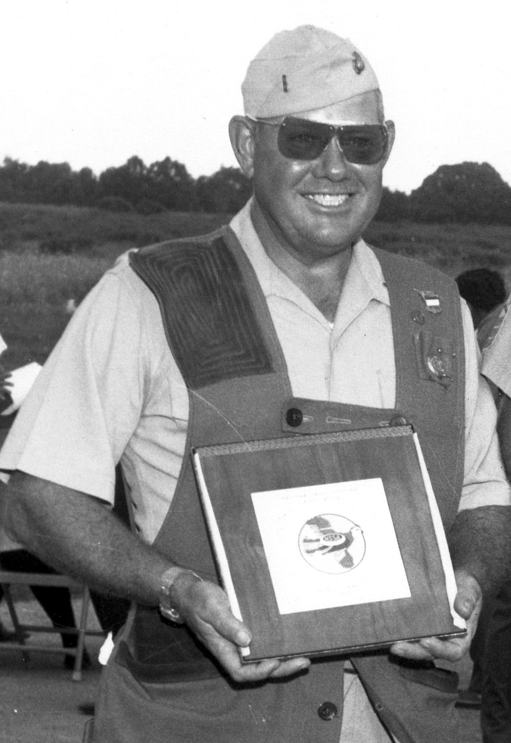 Captain George A. Young, USMC**  1990 Inductee -