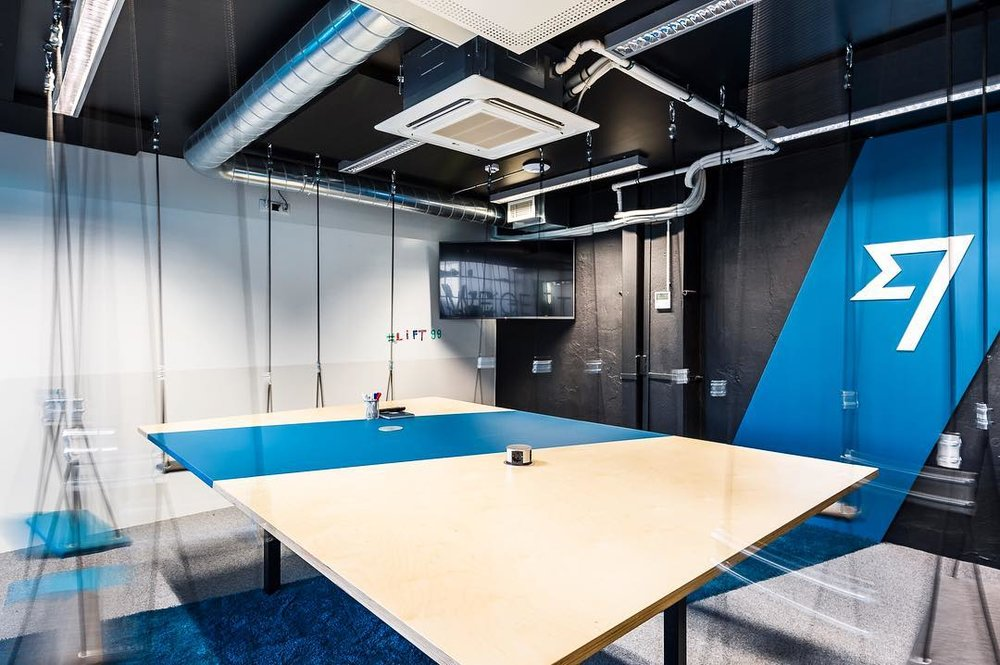 Iceland - Powered by TransferwiseMeeting room, up to 10 people (with swings)Weekday (9am-5pm):€25/ 1hWeekday (5pm + after): €40/ 1h