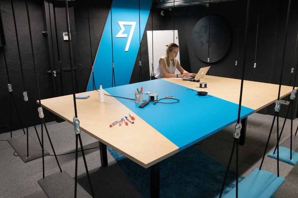 Meeting room rent - From €20 per hour